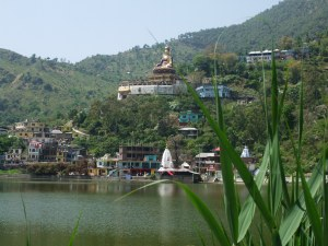 Tso-pema Lake, Rewalser, India